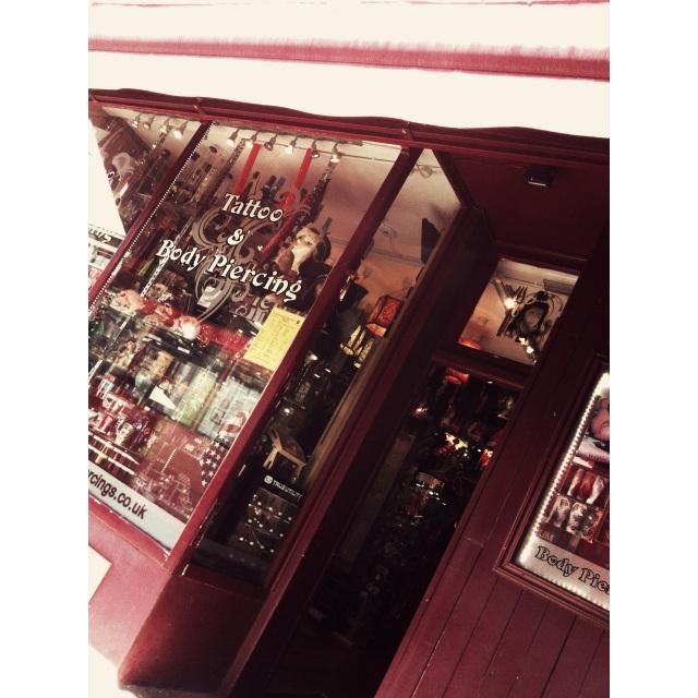 Original Shiva Head Shop, Piercings & Tattoos. 24 Greenwich Church St.