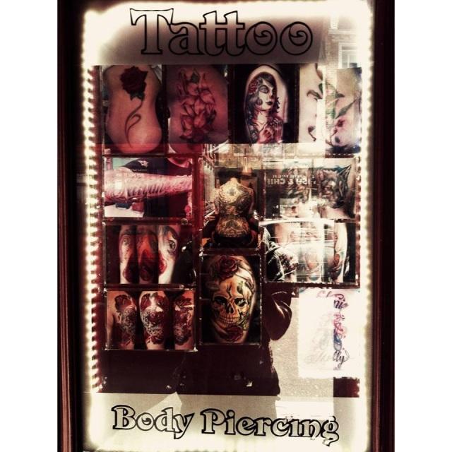 Tattoo & Body Piercing...