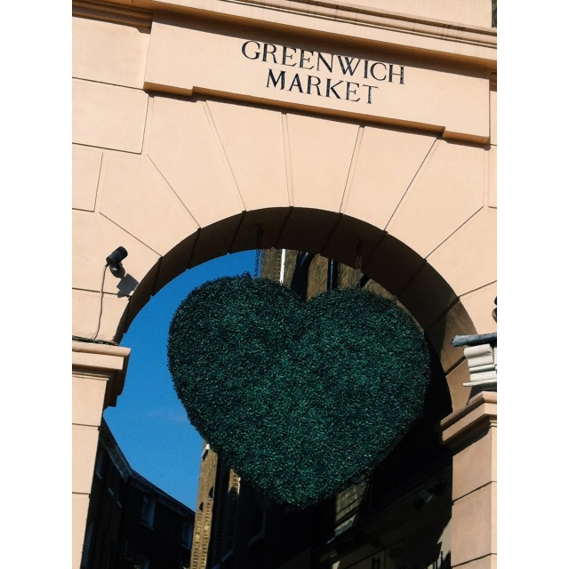 Greenwich Market Love