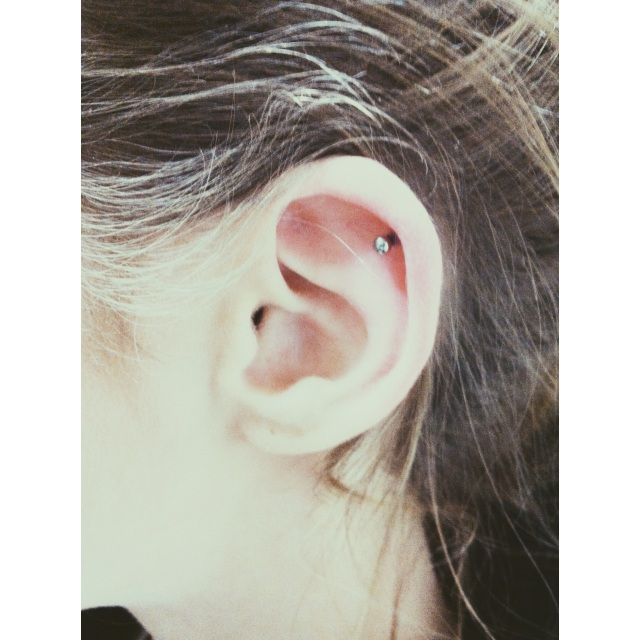 Top Ear Piercing