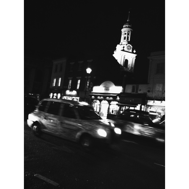 Last Winter Daze on Church St.