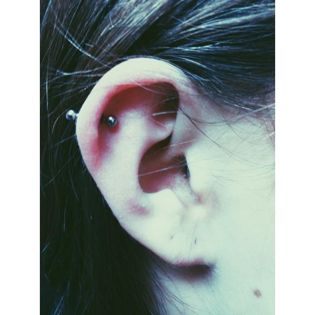 Top Ear Piercing