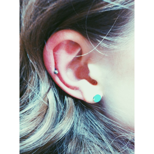 Ear Cartilage Piercing