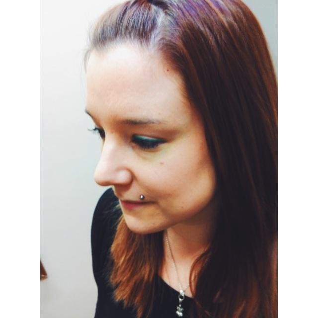 Re-Pierced Madonna/Monroe Piercing