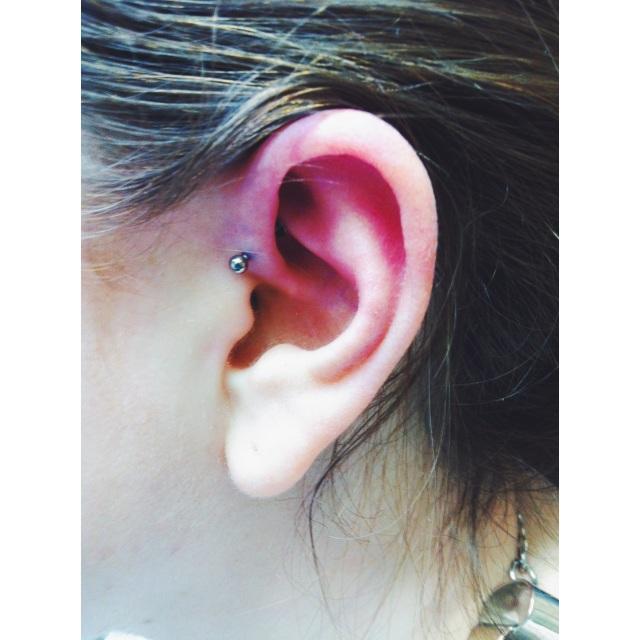 Inner Pinner Piercing