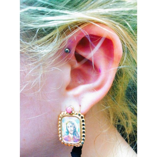 Rose's Biblical Inner Pinner Piercing