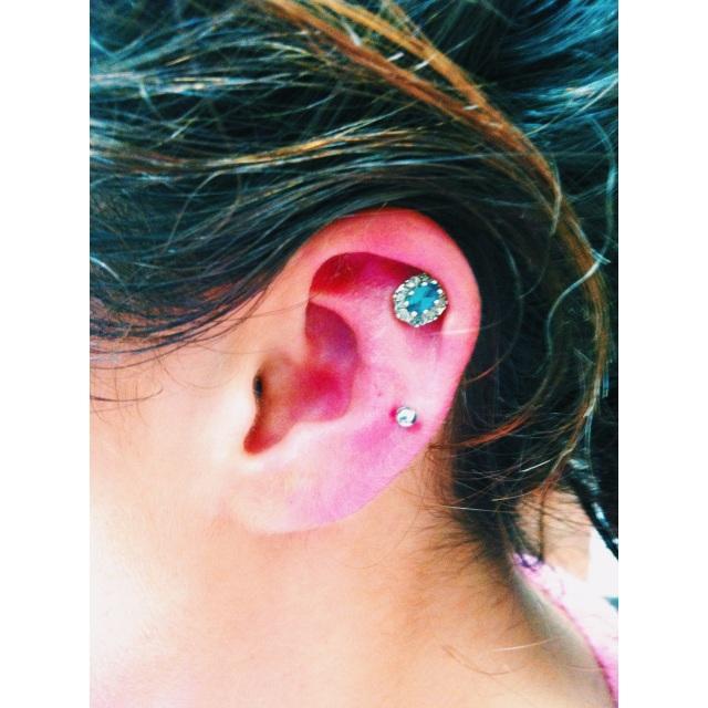 Lower Ear Cartilage