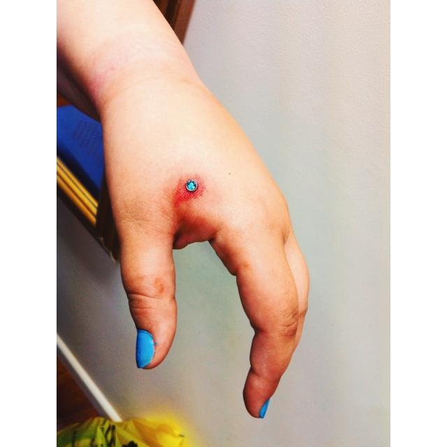 Dion's Hand Dermal II ~ Dead Hand Gang