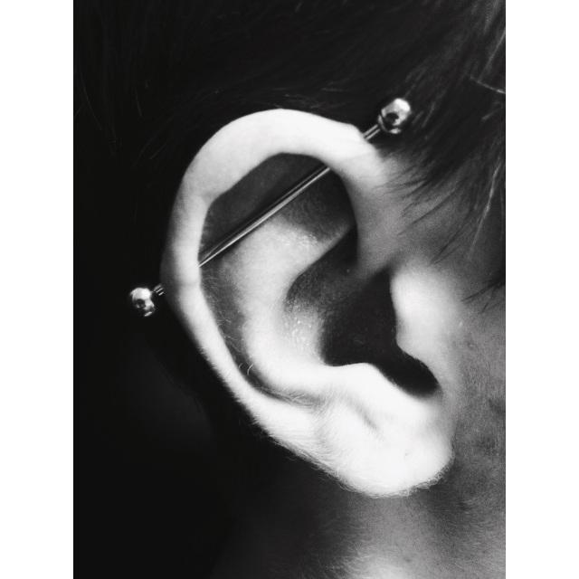 Eleanor's Scaffold Piercing
