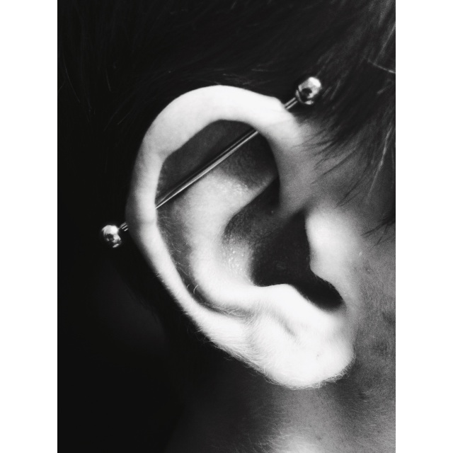 Eleanor's Scaffold Piercing