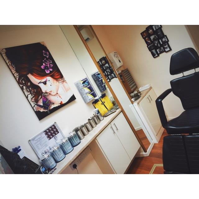 • Shiva Piercing Studio •