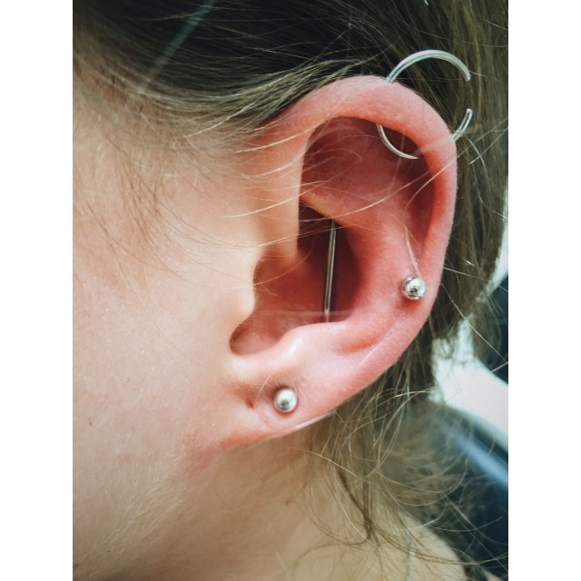 Martha's Vertical-Industrial-Scaffold Piercing I